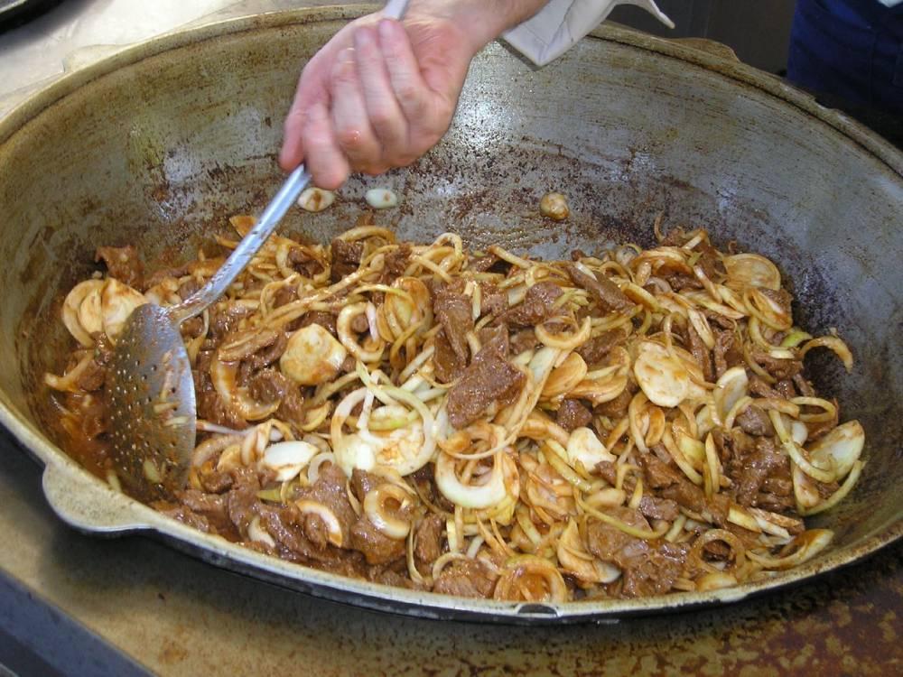 Казахская кухня с фото