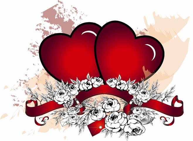 Треть России отмечает День святого Валентина 14 февраля